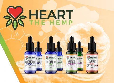 Which Heart The Hemp Product is Right for Me? | Heart the